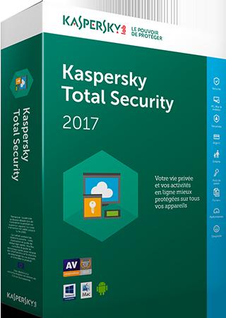 KTS 2017 – Kaspersky Total Security 2017