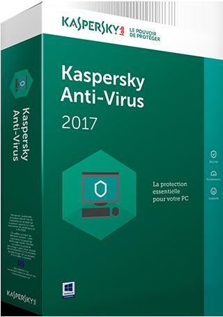 KAV 2017 – Kaspersky Anti-Virus 2017