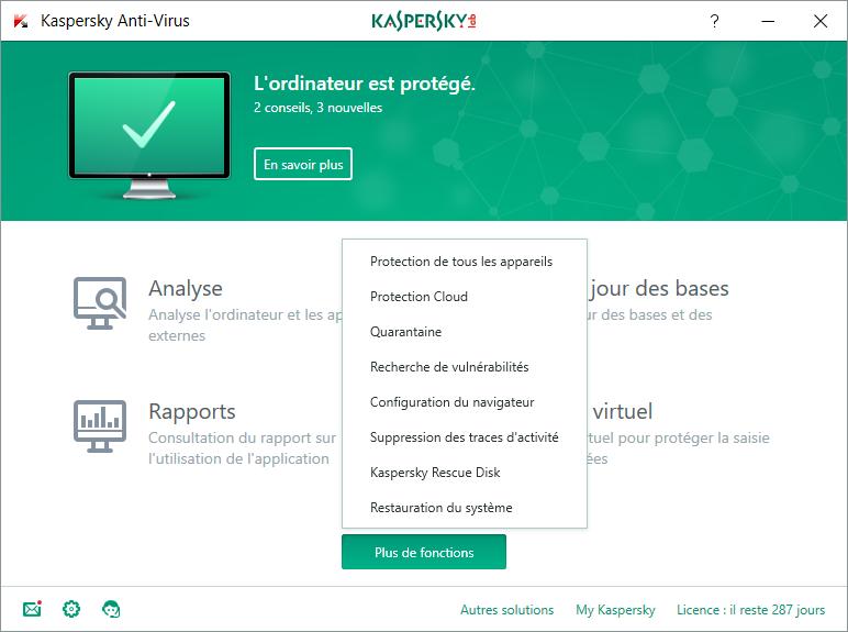 KAV – Kaspersky Anti-Virus 2018 | Antivirus & Antispyware …
