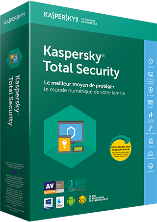 KTS – Kaspersky Total Security 2018 | Protection sur PC, Mac et Android