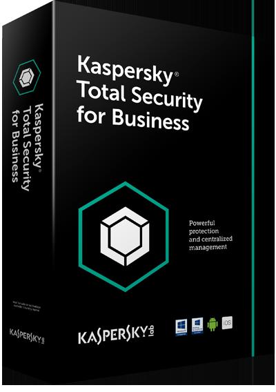 KESB Total – Kaspersky Total Security for Business