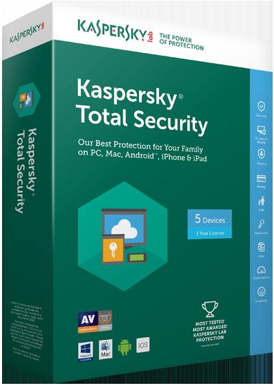 KTS – Kaspersky Total Security